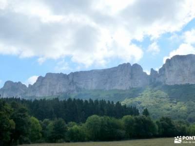 Valle de Mena -Las Merindades;sierra espuña senderismo senderos el hierro señalizacion senderismo ma
